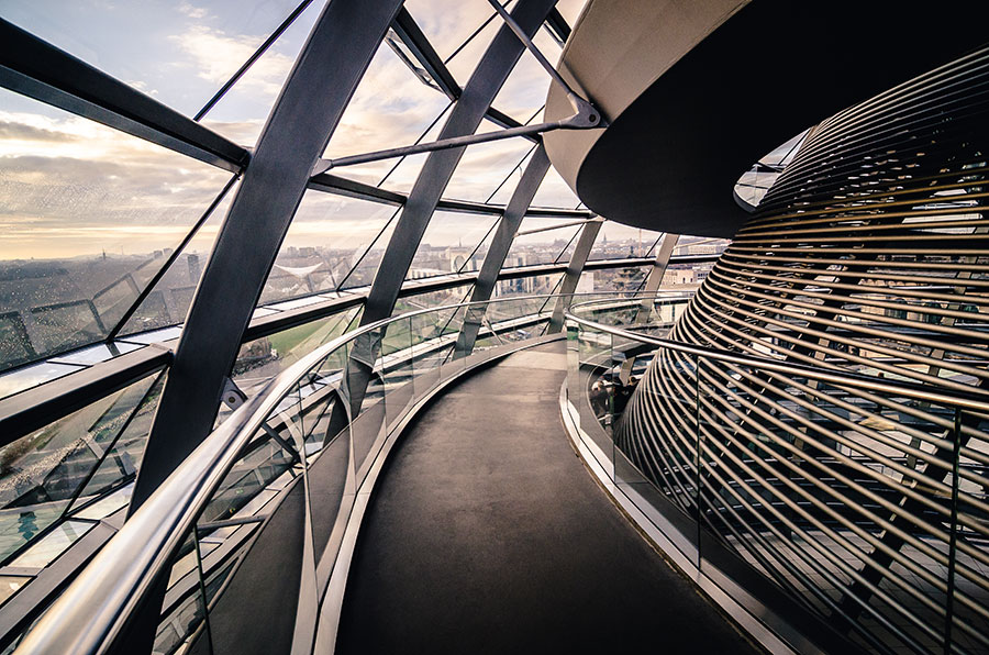 Bundestag, Berlin, Germany
