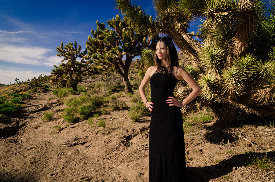 Arizona Fashion Photo shoot