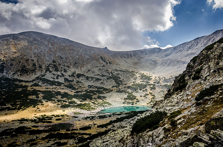 Musala Peak, Rila Mountain, Bulgaria